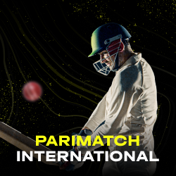 cricket betting online with Parimatch